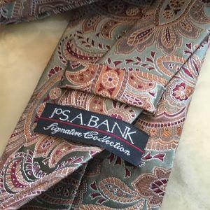 Jos. A. Banks Paisley Tie